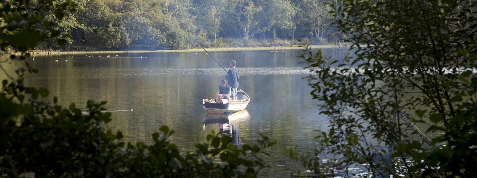 Urlaub auf dem Bauernhof | England | Nord-England | Country Retreat Wyresdale-Forellen Angeltag