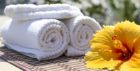 Our glamping in Shropshire, Church Stretton Collection-Towel package Collection