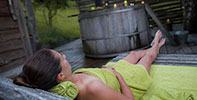 Hilserhof-WiesenWellness for 2 person