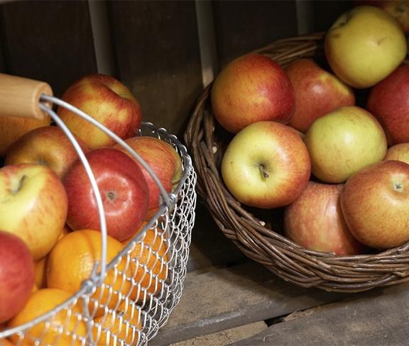 Lake District Farm-Fruit Krat